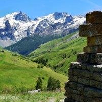 Parc National des Ecrins – Le Chazelet, vallon de la Buffe