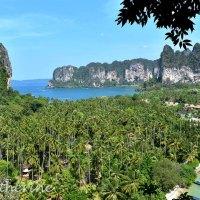 Thaïlande – Krabi, le temple du Tigre et les plages de Railay