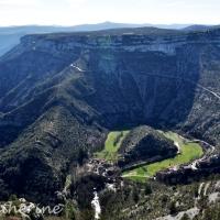 Cirque de Navacelles – rando dans les Gorges de la vis classée à l'UNESCO