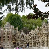 Drôme, Hauterives – Le Palais idéal du facteur cheval