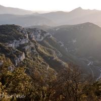 Les Cévennes - Sumène – Randonnée en traversée du Ranc de Banes