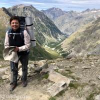 Randonnée : le Tour du Massif des Ecrins en 9 jours par le GR54, seule, en autonomie et « à la belle étoile »