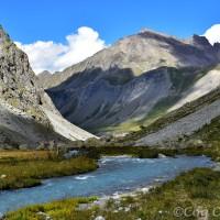 Randonnée facile : Les sources de la Romanches au départ de Villar d'Arènes