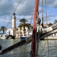 Le Grau du Roi, Port Camargue, ses phares et les plages !