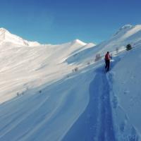 Ski de randonnée : Le Signal de La Grave dans les Hautes-Alpes