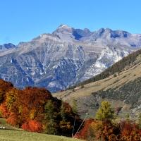Montée au Vieux Chaillol, sommet incontournable du Parc National des Ecrins, il domine tout le Champsaur.